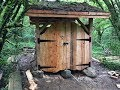 Off Grid Compost Toilet Complete