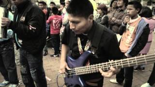 (HD) LA MERCOSUR FT DONAUSA / YO VENGO DE MI TIERRA : AMPLIFICADO Y EL TRUEQUE (COLOMBIA)