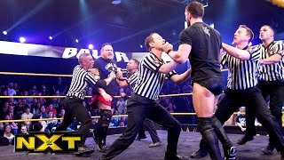 Samoa Joe explains why he attacked Finn Bálor: WWE NXT, November 11, 2015