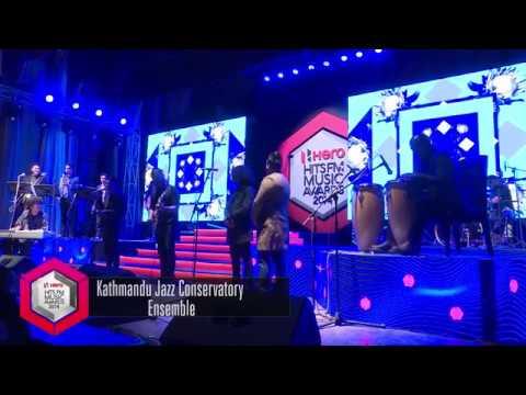 Kathmandu Jazz Conservatory Ensemble | Hits FM Music Awards 2074