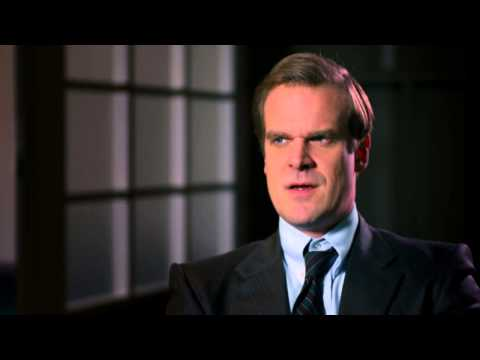 "Black Mass: David Harbour ""John Morris"" Behind the Scenes Movie Interview"