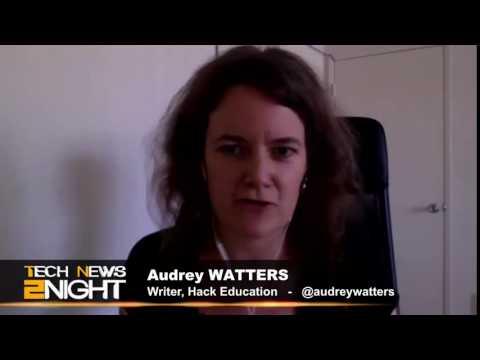 44 Tech News 2Night 350  Hacking Education Technology