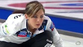 2016世界女子カーリング選手権 -予選リーグ第10戦- 日本 vs スコットランド