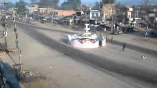Bomb at Golbazar, Siraha, Nepal