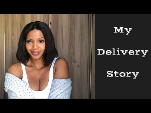 My Smooth DELIVERY STORY| C-SECTION| HEALING| Melo's Mom|