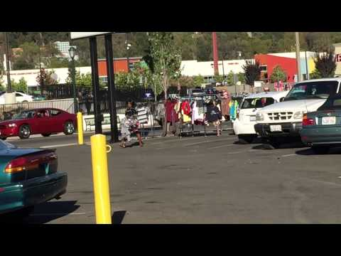 ONLY IN EAST OAKLAND PART 1 DISCOUNT STORE THIEF