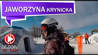 JAWORZYNA KRYNICKA - Sezon NA NARTY / GoPro 5 Black