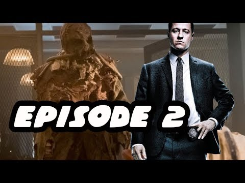 Poison Ivy Gets Powers! Gotham Season 4 Episode 2 The Fear Reaper Review And Breakdown