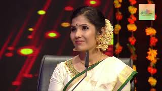 Nehal & Seethalakshmi - flowers top singer - kaithappoo manamenthe chanchalaakshi - കൈതപ്പൂ മണമെന്തേ