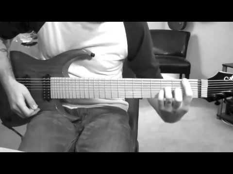 Deftones - Graphic Nature (guitar cover)