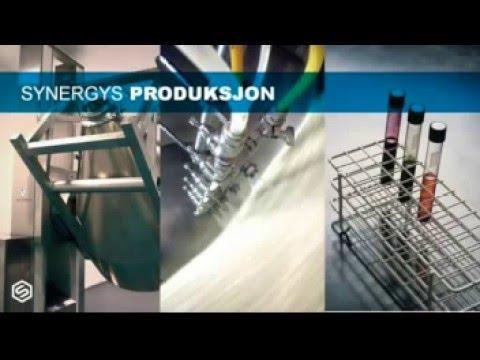 Synergy presentasjon Norsk