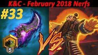 Kingsbane Mill Rogue vs Inner Fire OTK Priest #33