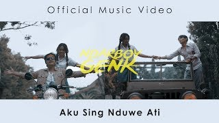 NDARBOY GENK - AKU SENG DUWE ATI (Official Music Video )