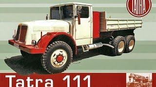 Премьера ! Tatra-111 ! Не пропусти !