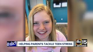 Helping Valley parents tackle teen stress