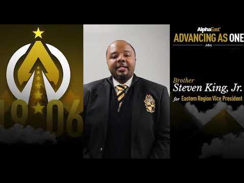 Why Steve - Bro. Tyron Harris (Advancing As ONE)