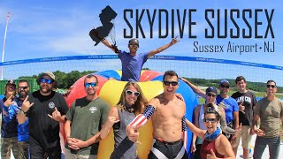 Welcome to Skydive Sussex