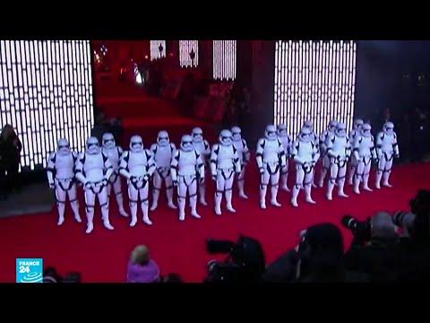 الأميران وليام وهاري في فيلم حرب النجوم الجديد  - نشر قبل 16 ساعة