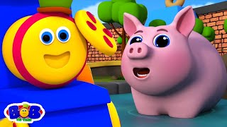 Животные Звук Песня | детские мультфильмы | анимация | потешки для малышей