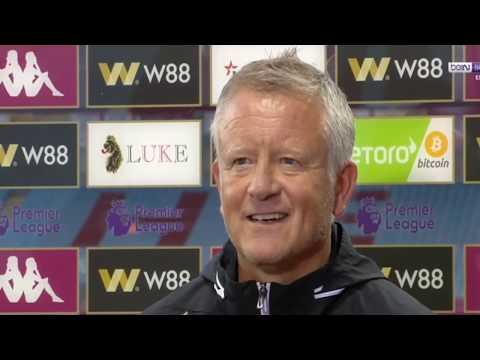 Aston Villa 0-0 Sheffield United Post Match Analysis - Where the VAR, GOAL-LINE? Chris Wilder react