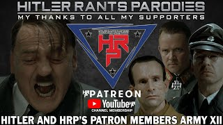 Hitler and HRP's Patron/Members Army XII
