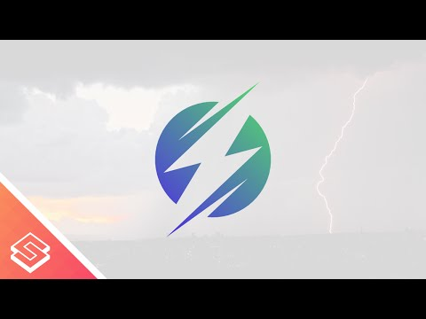 Inkscape Tutorial: Lightning Bolt Logo Design
