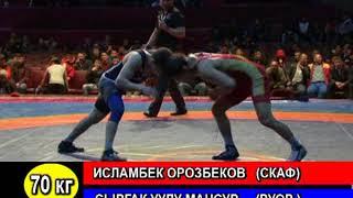Спорт. SPORT-MIX с Тахиром Гафуровым 5.05.18