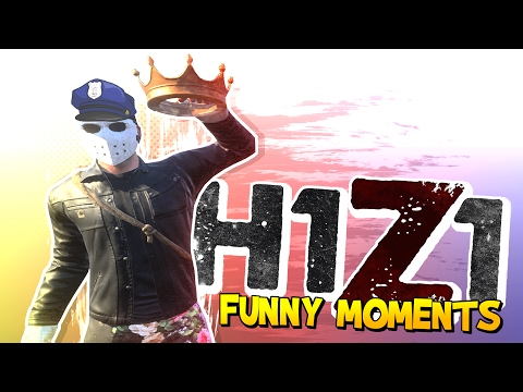 THE BEST COPS OF ALL TIME! - H1Z1