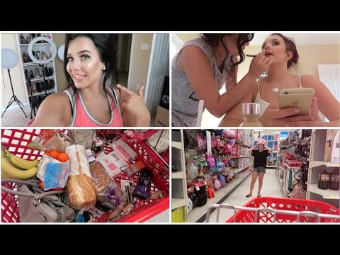 Shopping at Target & New Vanity | July 17 & 18, 2015