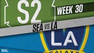 Seattle Sounders FC 2 vs LA Galaxy II: October 3, 2018