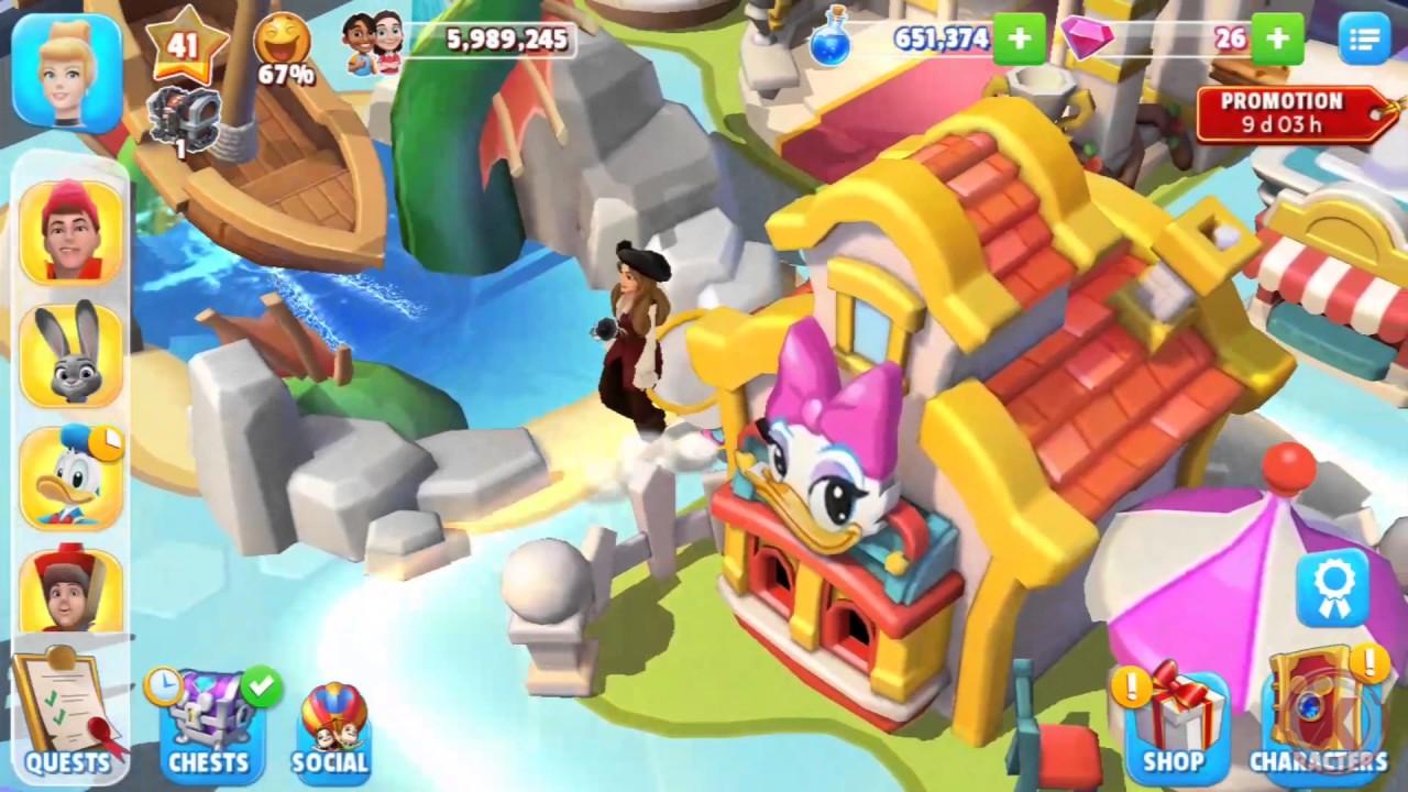 disney magic kingdoms kids game children gameplay part 8 - Childrens Games Free Disney
