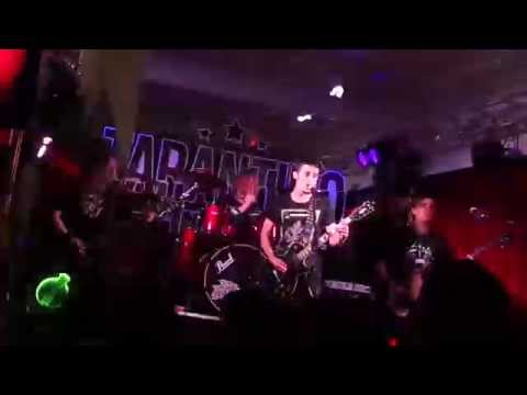 ARCANUM SANCTUM - My Butterfly (Rock Halloween, TARANTINO bar, Komsomolsk-on-Amur, 01.11.15)