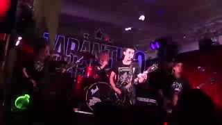 ARCANUM SANCTUM - My Butterfly (Rock Halloween, TARANTINO bar, Komsomolsk-on-Amur, 01.11.15)
