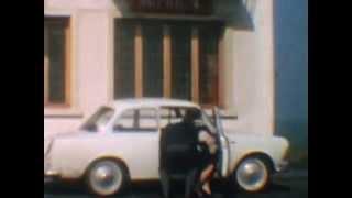 """Bern Damals! """" BE-NE-LUX  REISE 1965 (in drei Tagen von Luebeck nach Bern)"""