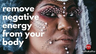 NEGATIVE ENERGY REMOVAL FROM BODY WITH MUSIC  FEAT  - KALYANI RAAGA