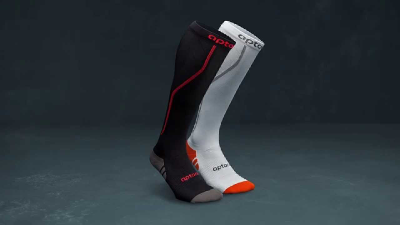 prima qualità fascino dei costi cerca il meglio Calze di compressione // Aptonia Decathlon