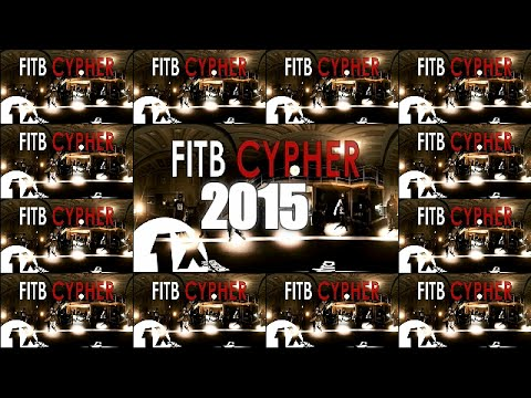 Fire in the booth cypher 2015