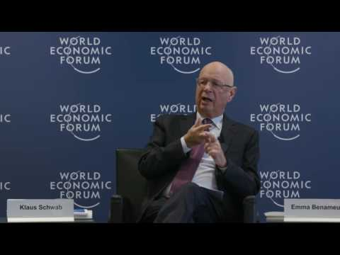 World Economic Forum Annual Meeting 2017 Davos Pre-Meeting Press Conference- GBP TV