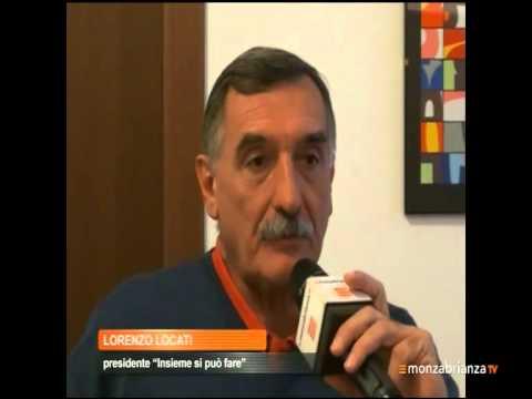 Lorenzo Locati - Intervista TG Monza Brianza TV - YouTube