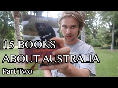 15 Books About Australia: Part Two