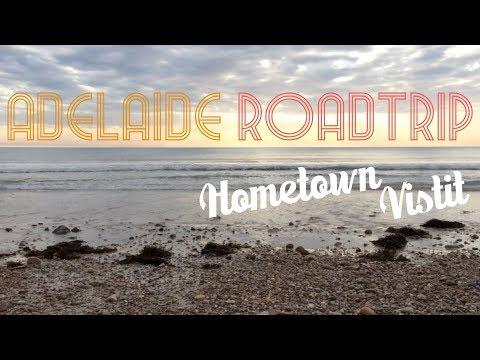 Adelaide Roadtrip + Hometown Visit⎜VLOGTOBER DAY 6