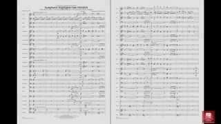 Symphonic Highlights from Frozen arr. Stephen Bulla