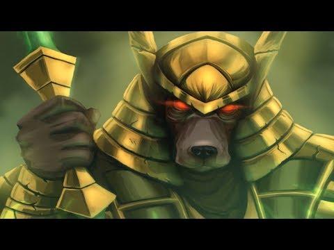 видео: league of legends | Насус - убивающий танк
