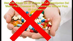 pastillas para el colesterol