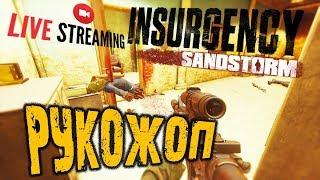 🔴 INSURGENCY: SANDSTORM ➤ РУКОЖОП ➤ Insurgency