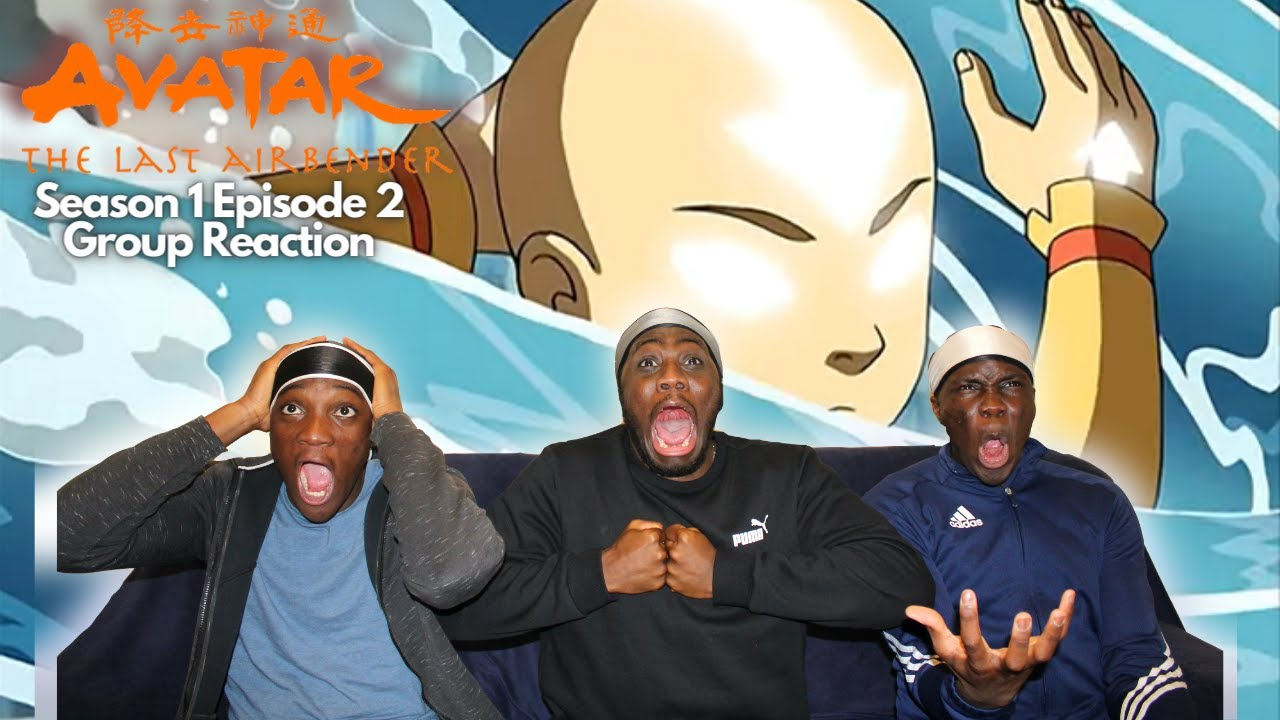 Download THE AVATAR APPEARS!!! AVATAR: THE LAST AIRBENDER Season 1 Episode 2!!! 100% BLIND GROUP REACTION !!!