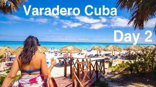 Varadero Cuba Vacation Travel Vlog and Review 2018