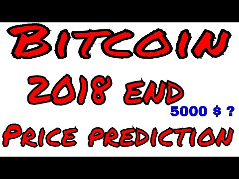 Bitcoin Price Prediction At The End Of 2018 - Very Down Or Very High