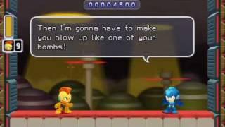 V.G.W.: PSP - Mega Man: Powered Up (BombMan Banter)