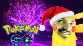 MRS. CLAUS WANTS THE D | Pokémon GO Christmas Update